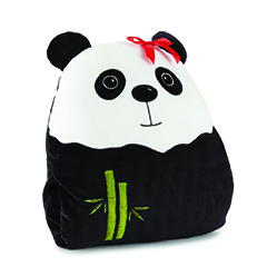 PILLOW POCKET PLUSHIES PANDA
