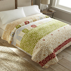 Hi Pile 90x90 Coverlet - Celebration