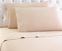 Micro Flannel Sheet Set - Chino