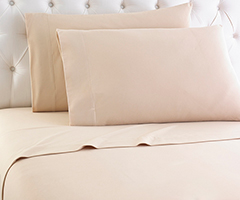 Micro Flannel Sheet Set - Ivory