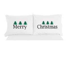 MFNL PILLOW CASES - MERRY CHRISTMAS