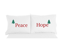 MFNL PILLOW CASES - PEACE HOPE