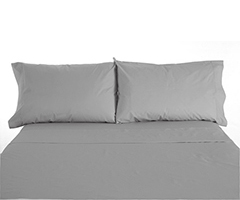 Micro Fiber RV Bedding - Grey